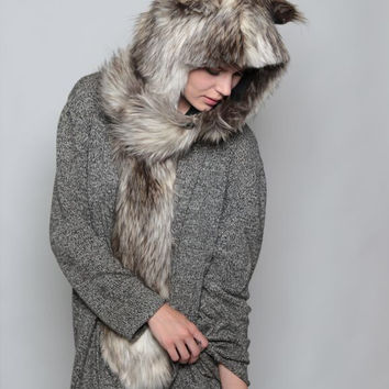 Siberian Husky HB3 Collectors Edition SpiritHood