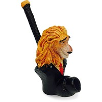 Resin Pipe - Lion