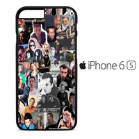 Twenty One Pilots Collage iPhone 6S Case