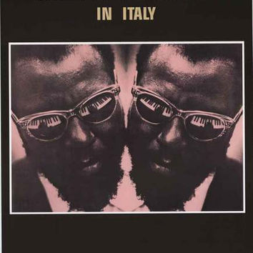 Thelonious Monk In Italy Poster 24x36