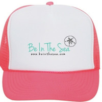Be In The Sea - Online Bikini Store — Pink Paradise Hat