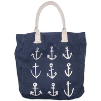 Billabong Women's Above The Lovely Tote Bag