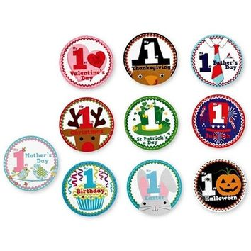 Mud Pie-Special Occasion Stickers