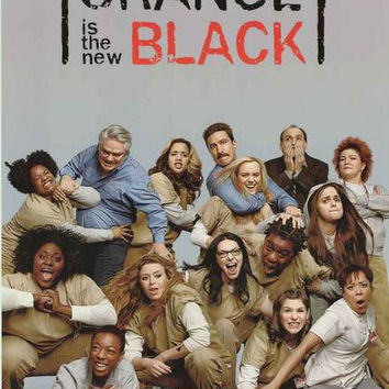 Orange Is The New Black Season 2 Cast Poster 22x34