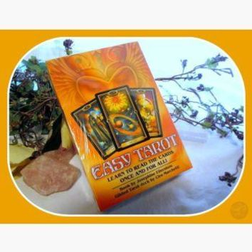 Easy Tarot Deck & Book Set
