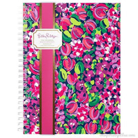 Lilly Pulitzer Mini Notebook in Wild Confetti