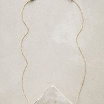 Hiley Bar Necklace by Anthropologie