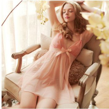 ac PEAPB5Q Hot Deal Cute On Sale Lace Sleepwear Butterfly Sexy Ladies Exotic Lingerie [6595946563]