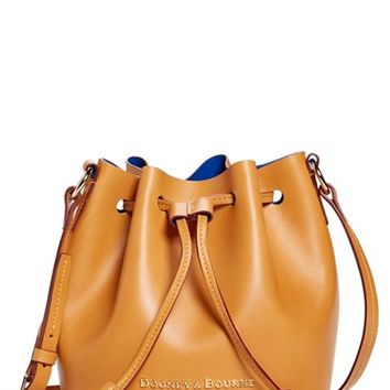 Dooney & Bourke 'Serena' Leather Bucket Bag