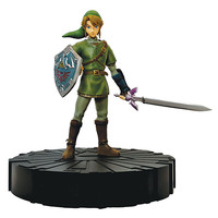 Legend of Zelda Statues - Link