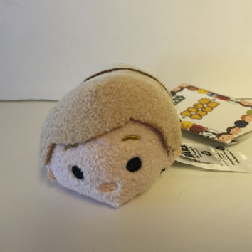 disney usa authentic star wars luke skywalker tsum mini plush new with tags