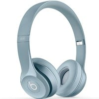 Beats by Dre Solo 2.0 Headphones - Mens Headphones - Silver - NOSZ