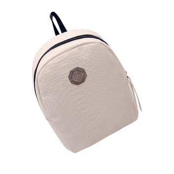 Women Fresh And Simple Mini Backpack Women Back Pack Backpacks Teenage Girls Comfystyle 5.25