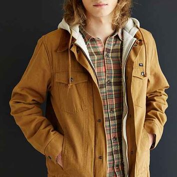 Vans Edict Shirt Jacket- Tan