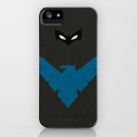 Nightwing iPhone & iPod Case by JHTY23