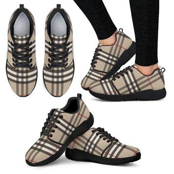 Fashion Online Women's Athletic Shoes Inspired By Burberry