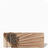 Gleaming Beads Clutch | RSVP Special Occasion Handbags | charming charlie