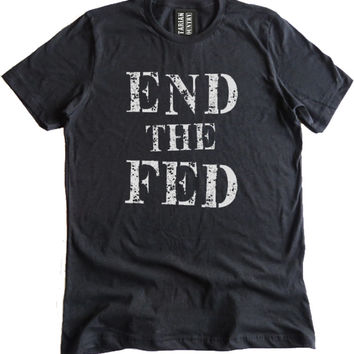 End the Fed Premium Dual Blend T-Shirt