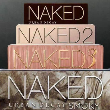 Big Sale On Naked Brand  Eye shadows Nk-1,Nk-2,Nk-3 and Naked flushed
