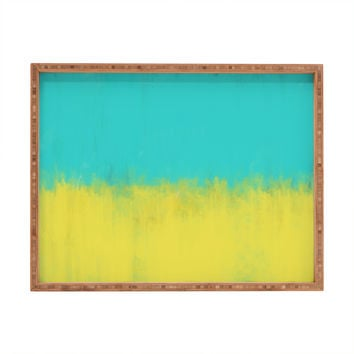 Allyson Johnson Caribbean Rectangular Tray