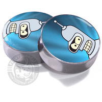 Bender - Steel - Image Plugs - COLLECTORS - 1/100