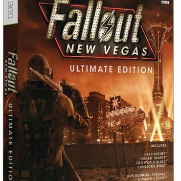 Fallout: New Vegas -- Ultimate Edition (Microsoft Xbox 360, 2012)