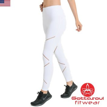Zig Zag Workout Leggings