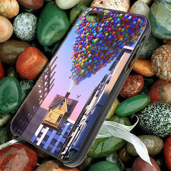 pixar ballon disney up iphone 5,5S,5C,iphone 4,4S, ipod, samsung S3,S4, note 2, note 3, blackberry case, htc