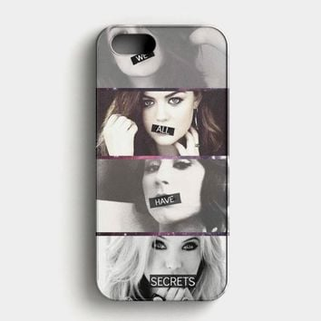 Pretty Little Liars iPhone SE Case