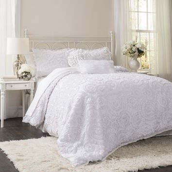 Lush Decor Stella 3-piece Comforter Set