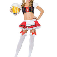 German Beer Girl Costume | Sexy Clothes Womens Sexy Dresses Sexy Clubwear Sexy Swimwear | Flirt Catalog