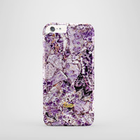 Lilac / iPhone Case