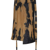 Pony Hair Wrap Skirt | Moda Operandi