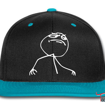 Like a Boss Meme Snapback