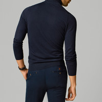 SLIM FIT SWEATER - New - MEN - United States of America / Estados Unidos de América