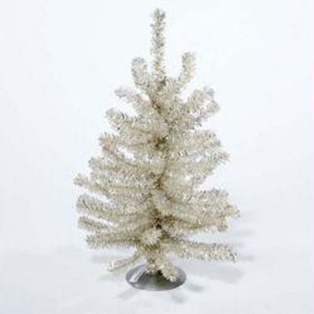 6 Mini Christmas Trees - Artificial