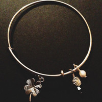 St. Patrick's Day Bangle