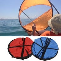 """Kayak Wind Sail with clear window 42.5"""""""