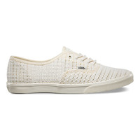 Mesh Authentic Lo Pro | Shop Classic Shoes at Vans