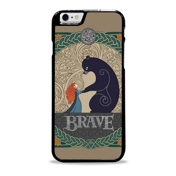Disney brave mother and daughter tapestry Iphone 6 Plus Case