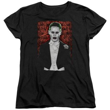 Suicide Squad - Dressed To Kill Short Sleeve Women's Tee