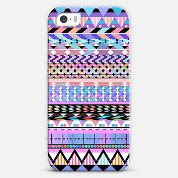 Girly Colorful Aztec Pattern iPhone 5s case by Organic Saturation | Casetagram
