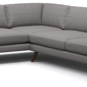 Dane MG Corner Sectional Sofa with Bumper