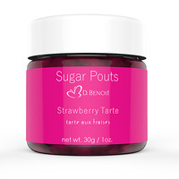 SUGAR POUTS LIP SCRUB - STRAWBERRY TARTE