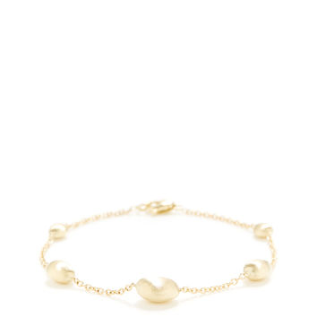 Marco Bicego Women's Confetti Gold Station Bracelet - Gold