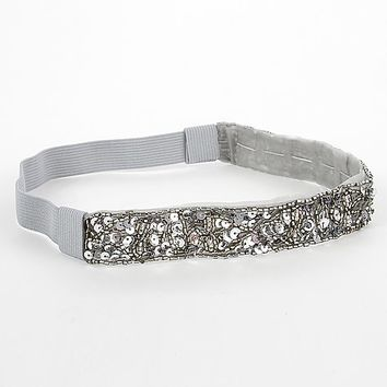 BKE Sequin Headband - Women's Accessories | Buckle