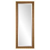 Mirrors, Addison Floor Mirror, Antiqued Gold, Wall Mirrors