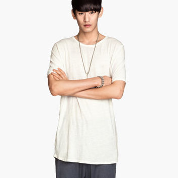 H&M Long T-shirt $17.95