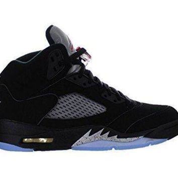 Nike Air Jordan 5 Retro OG Mens Hi Top Basketball Trainers 845035 Sneakers Shoes jord