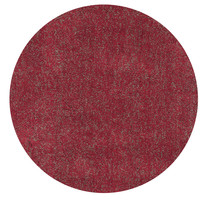 Kas Rugs Bliss 1584 Red Heather Shag Area Rug